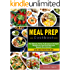 Meal Prep Cookbook: The Ultimate Guide For Beginners To Rapid Weight Loss,Heal Your Body And Upgrade Your Lifestyle( Lose Up To 1 Pound Per Day)
