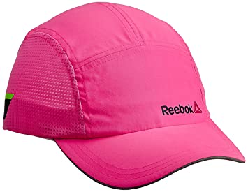 d16085eec1f60 Image Unavailable. Image not available for. Colour  Reebok Os Run  Perforated Running Cap ...