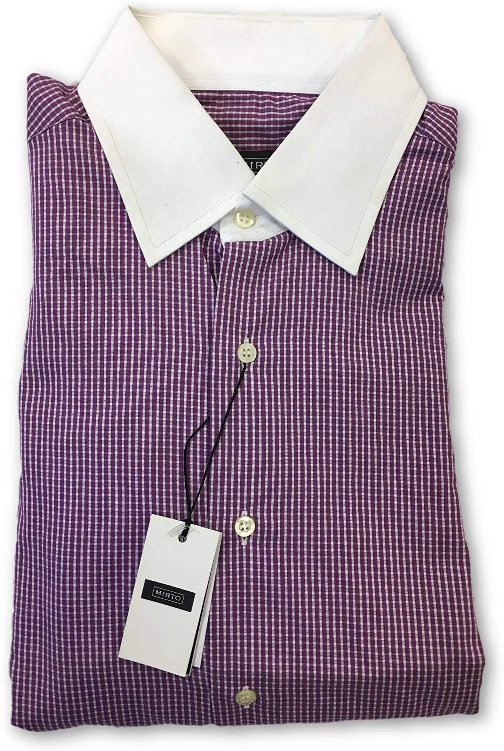Mirto Shirt in Purple - 15.5: Amazon.es: Ropa y accesorios