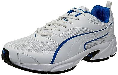bd3069e0471 Puma Men s Atom Iii Idp White Leather Running Shoes - 11 UK India ...