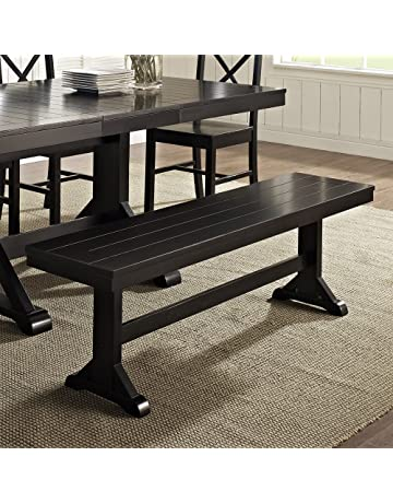 Groovy Table Benches Amazon Com Ibusinesslaw Wood Chair Design Ideas Ibusinesslaworg