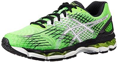 new arrival 0e640 faeeb ASICS Men's Gel-Nimbus 17 (2E) Mesh Running Shoes