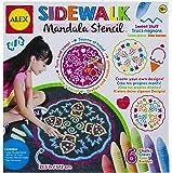 ALEX Toys Artist Studio Sidewalk Mandala - Sweet Stuff