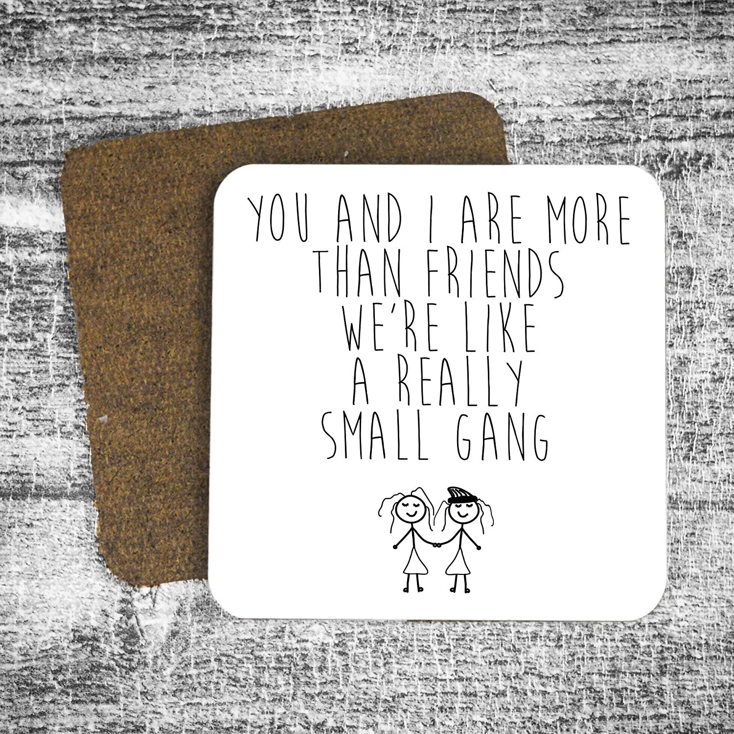 you re more than a friend