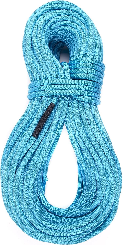 Roca 9.6 Jungle - Cuerda estándar, 70m, Menta, azul: Amazon ...