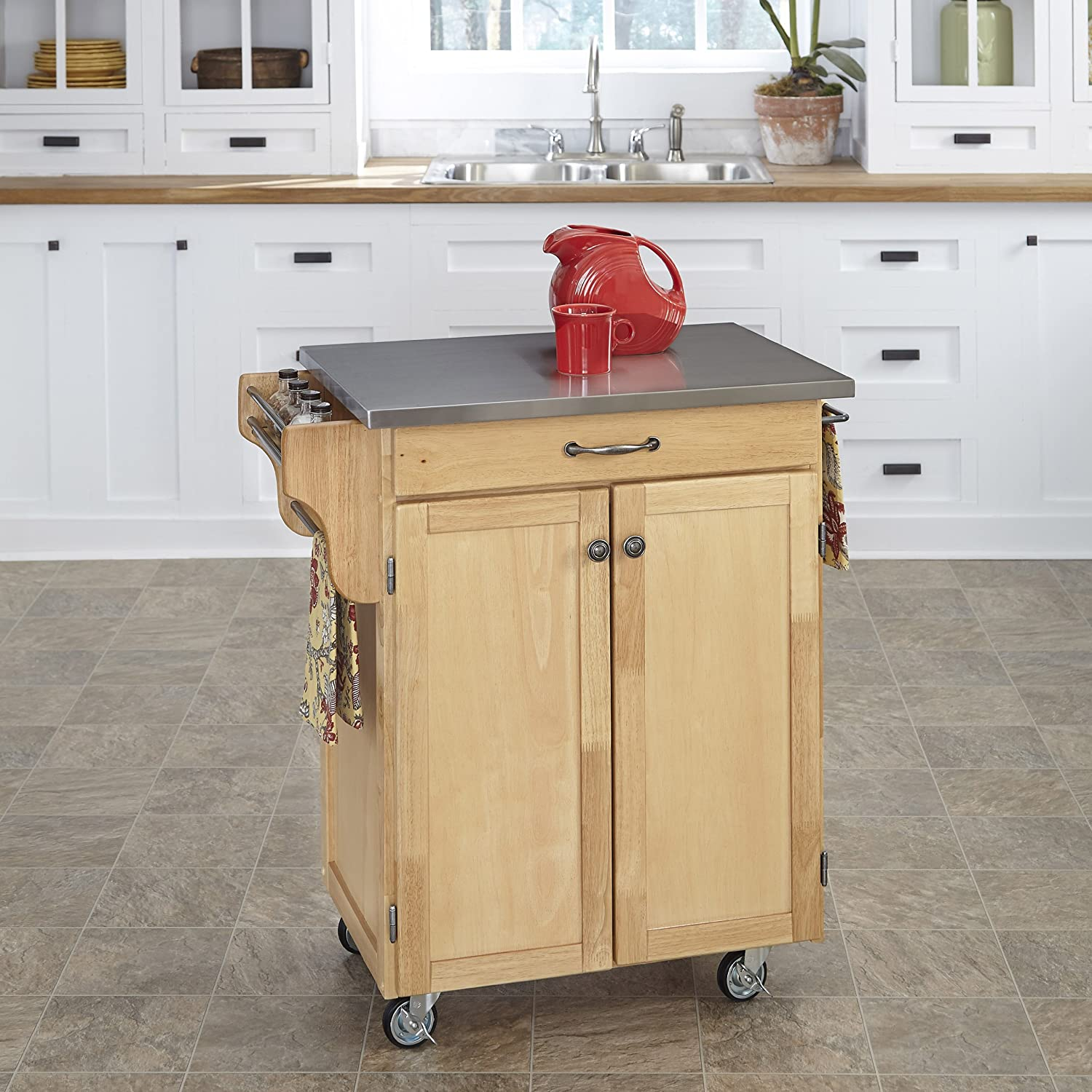 Amazon.com: Home Styles 9001-0024 Create-a-Cart 9001 Series ...