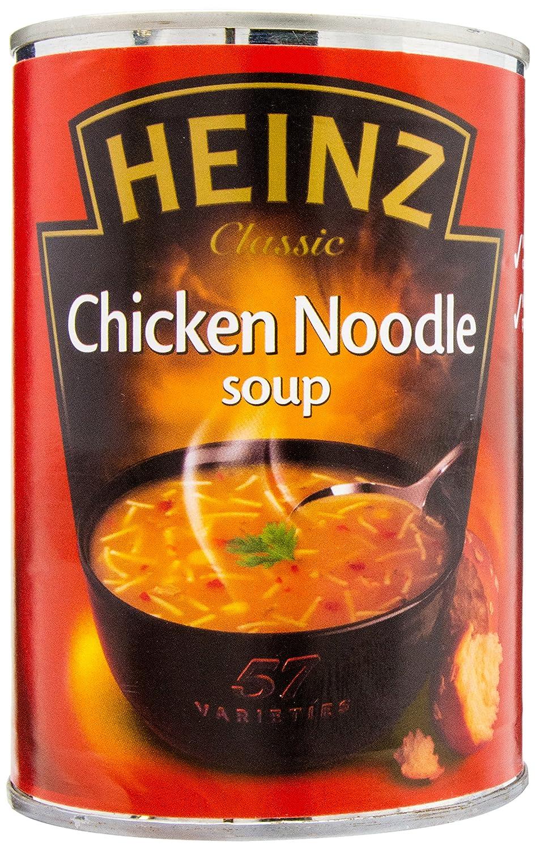 Heinz Chicken Noodle Soup 400G: Amazon.de: Lebensmittel & Getränke