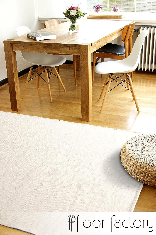 Moderner Baumwoll Teppich Living Living Living grün 120x170cm - waschbarer Webteppich aus 100% Baumwolle B076QJ3FLC Teppiche 37e96e