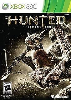 amazon com fuse xbox 360 microsoft xbox 360 video games Infernal Hell's Vengeance Xbox 360 hunted the demon\u0027s forge