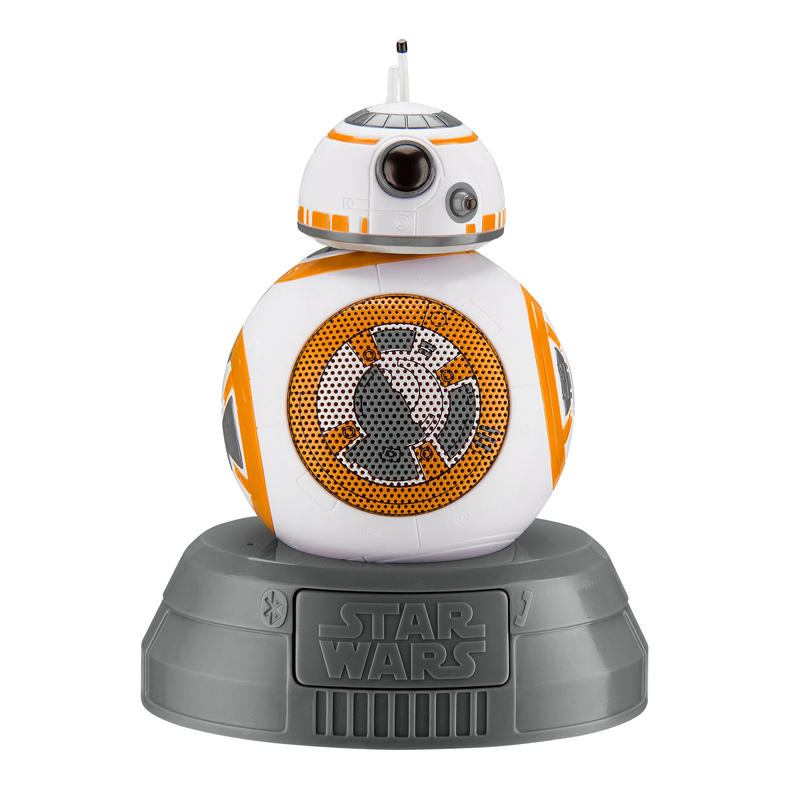 Disney Star Wars Bb-8 Bluetooth Speaker Ihome