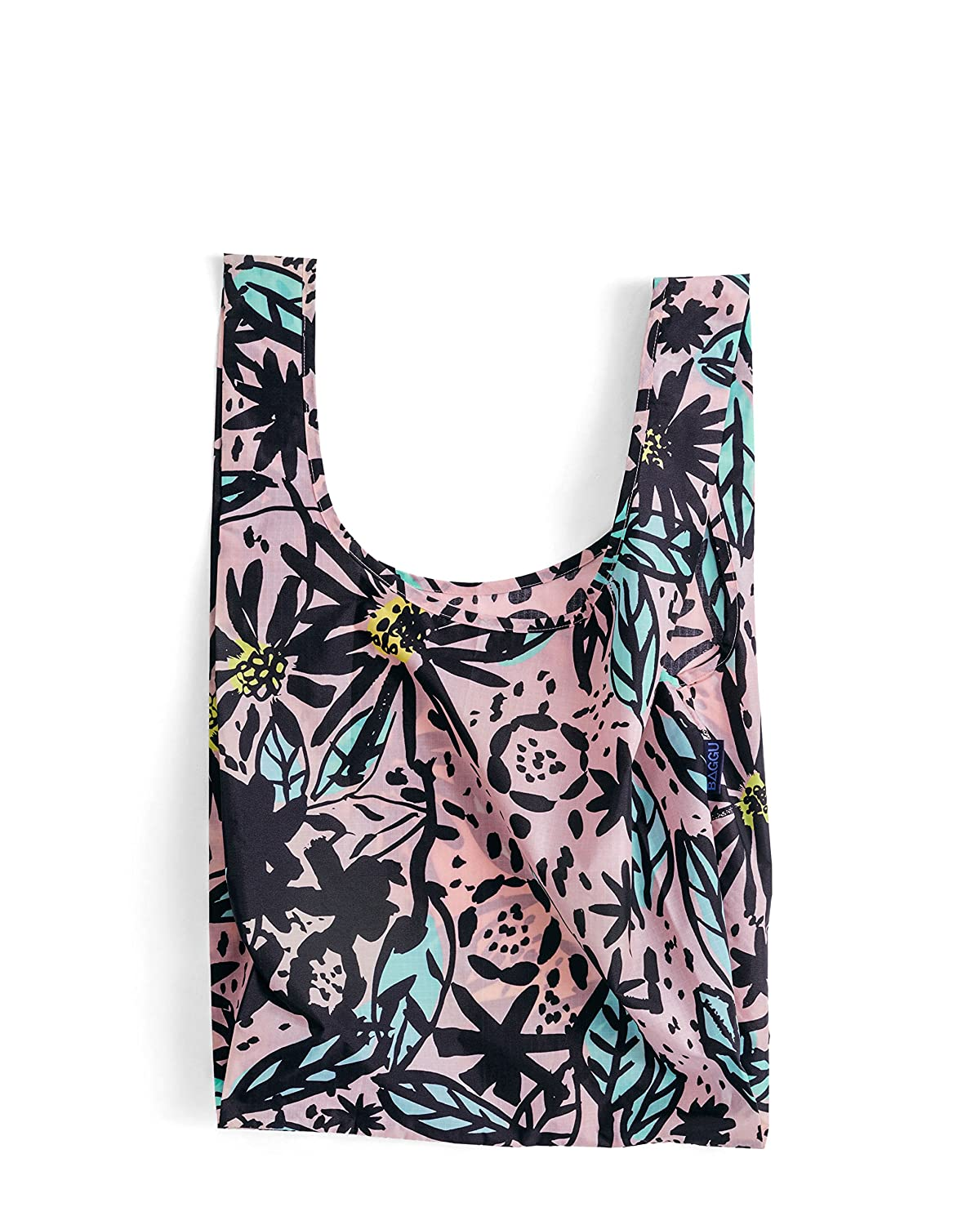 BAGGU Standard Reusable Shopping BagFloral by BAGGU B01C3HTHHO One Size|フローラル フローラル One Size