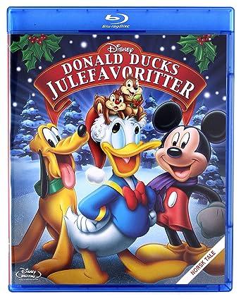 Donald Ducks Christmas Favorites Disney Blu-Ray No hay versión española: Amazon.es: Cine y Series TV