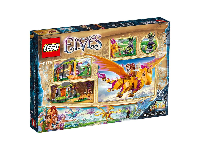 Jeu Construction Elves De Lego Grotte 41175 La Zonya zMSVUp