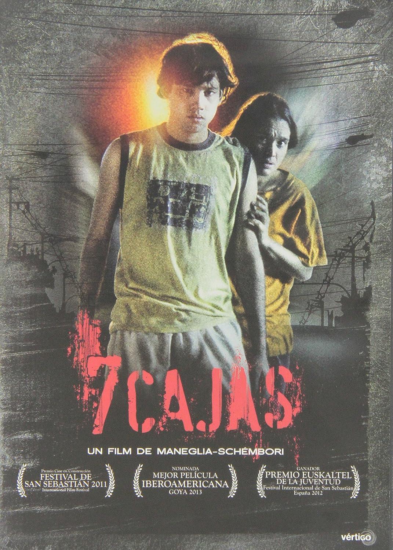 7 Cajas [DVD]: Amazon.es: Lali González, Celso Franco, Víctor Sosa, Tito Jara, Nelly Dávalos, Nicolás García, Juan Carlos Maneglia, Richard Careaga;Rocío ...