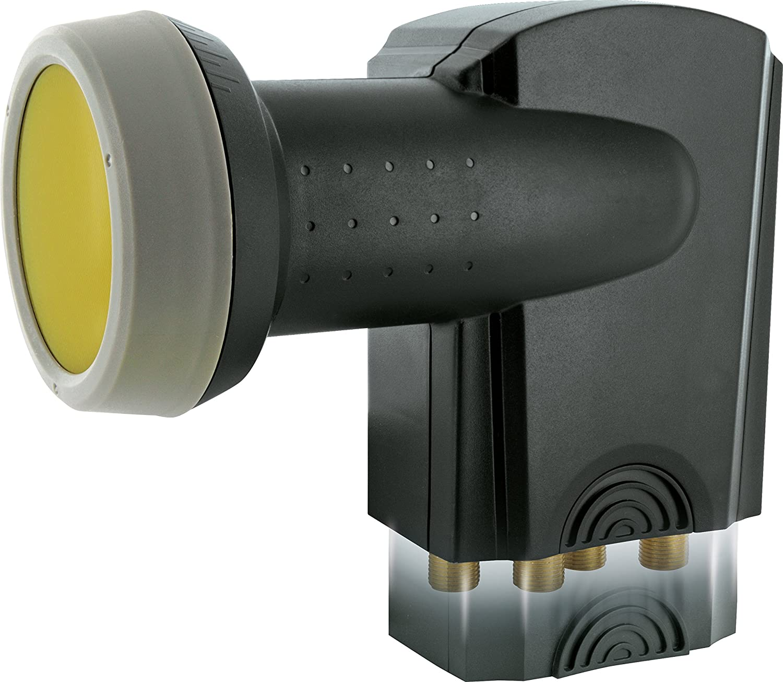 Schwaiger extrem hitzebest/ändig Sun Protect Single-LNB anthrazit