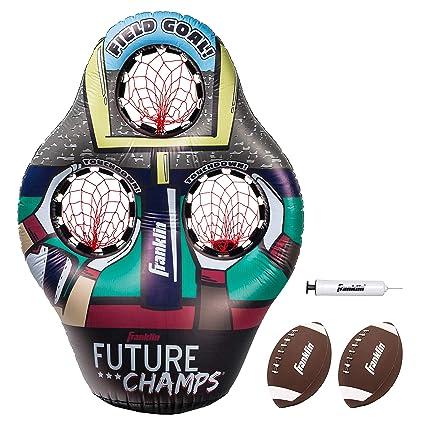 Amazon.com: Franklin Sports Kids Football Target Toss Game ...