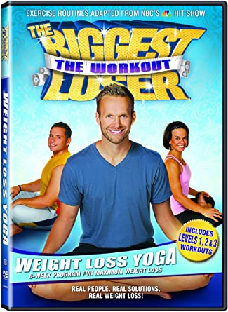 Biggest Loser: Weight Loss Yoga [DVD] [2008] [Region 1] [US Import] [NTSC]