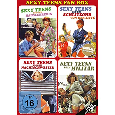 Sexy Teens Fan Box [2 DVDs] [Alemania]