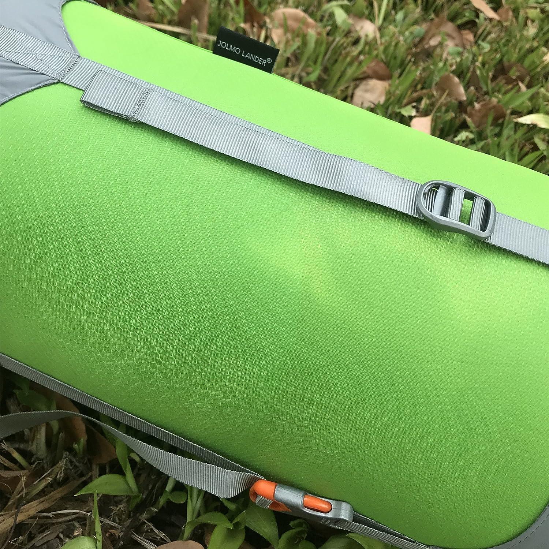 Jolmo Lander Nylon Stuff Sack Compression Stuff Bag Compression Bag for Sleeping Bag,Clothes 4sizes/×4colors