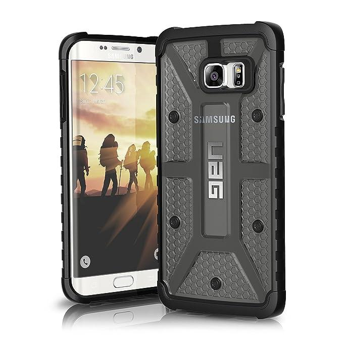 premium selection 19115 0fd6c URBAN ARMOR GEAR [UAG] Samsung Galaxy S6 Edge Plus [5.7-inch Screen]  Feather-Light Composite [Ash] Military Drop Tested Phone Case