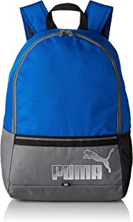 Puma 25 Ltrs Lapis Blue Laptop Backpack (7471202)  Amazon.in  Bags ... 3df1d857ff338