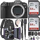 Canon EOS RP Mirrorless Digital Camera Body w/Advanced Photo and Travel Bundle