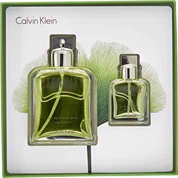 Calvin Klein - Estuche de regalo eau de toilette eternity for men: Amazon.es: Belleza