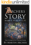 The Archers Story: Action-packed saga set in medieval England and the Holy Land during the wars of the crusaders…