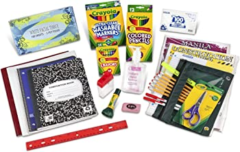 Crayola First and Second Grade Classroom Supply Pack