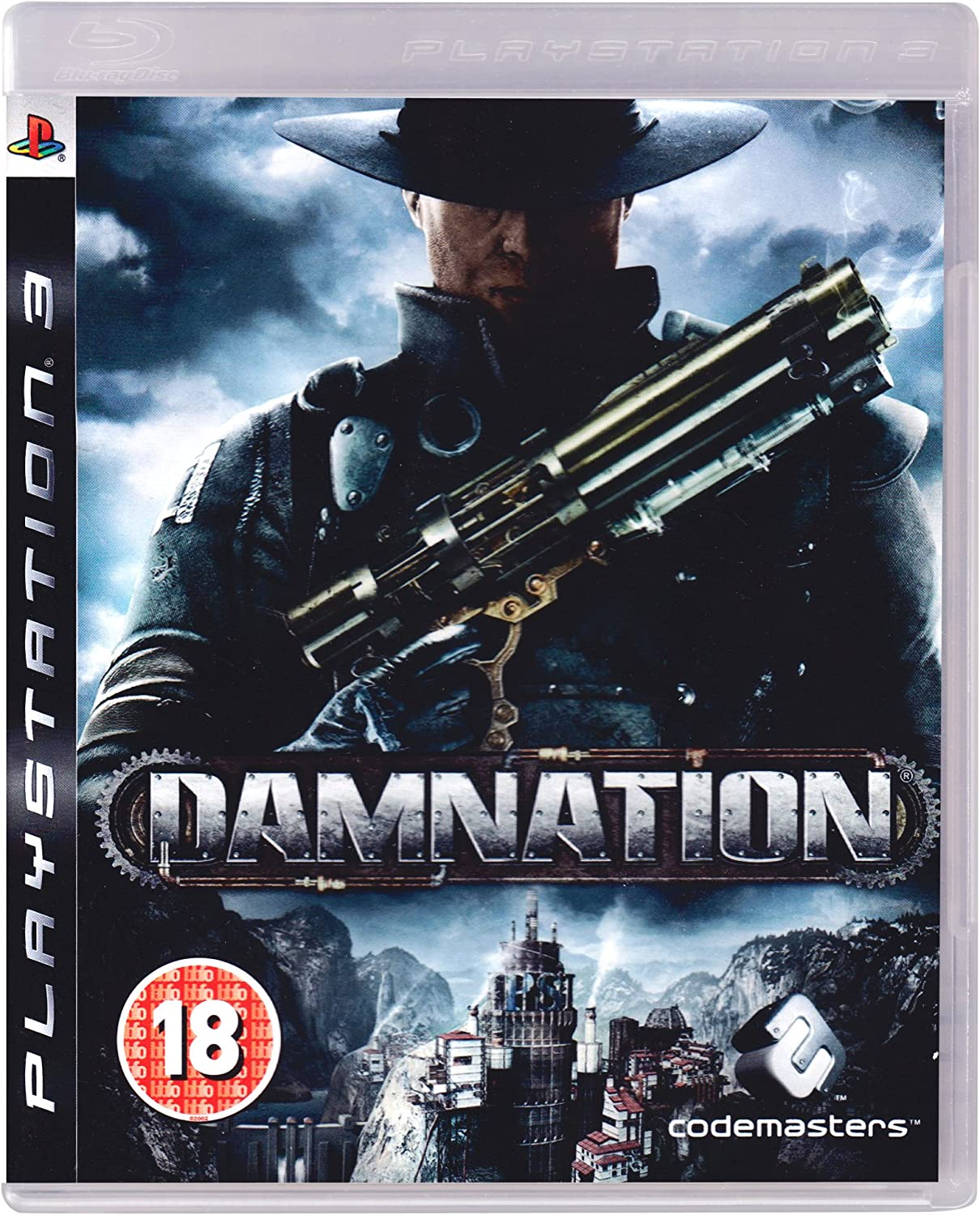 Amazon.com: Damnation - Playstation 3: Artist Not Provided ...