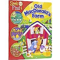 Old MacDonald's Farm - Seek and Find
