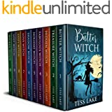 Torrent Witches Cozy Mysteries Complete Box Set (Books 1 - 10)