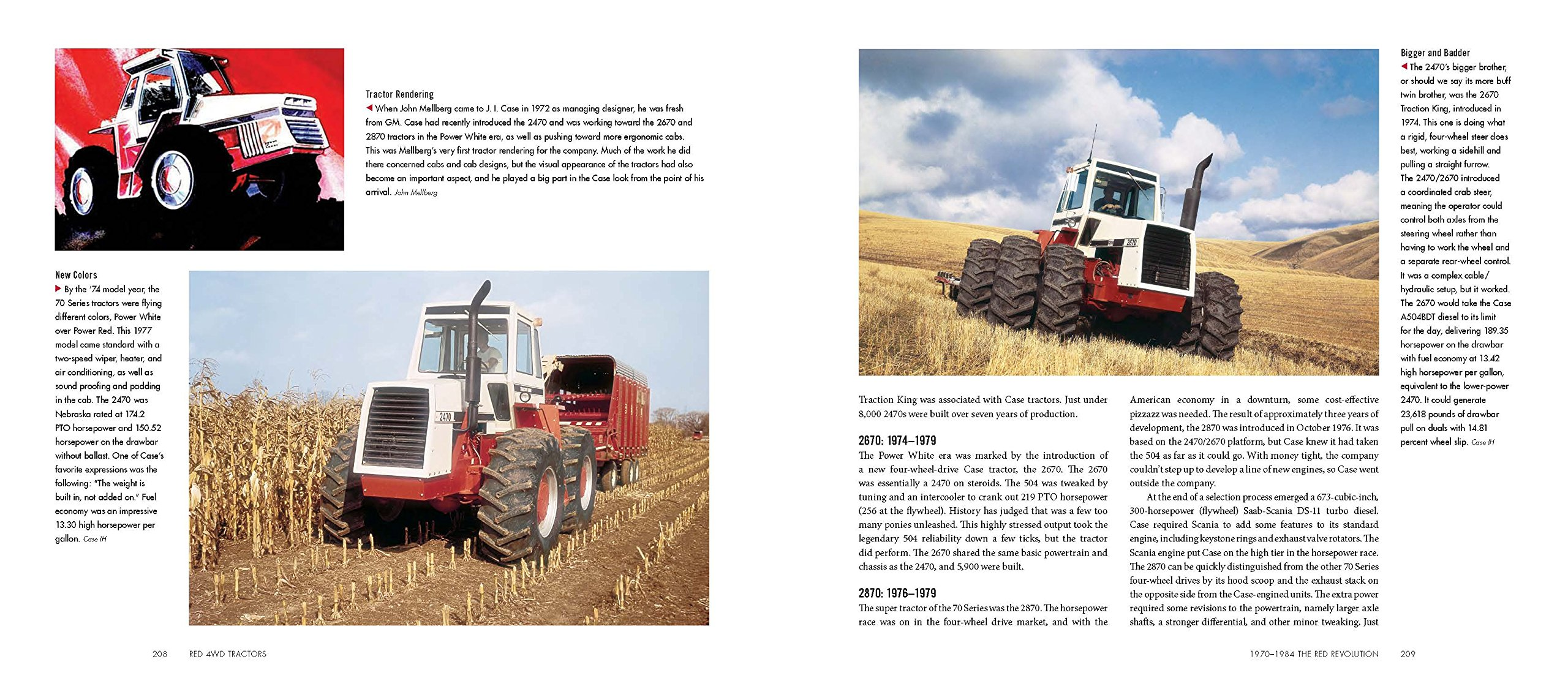 Red 4WD Tractors by Octane Press (Image #10)