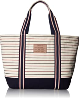 e324e7032 Amazon.com: Tommy Hilfiger Bag for Women Canvas Item Shopper: Clothing