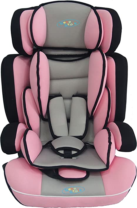 Bebe Style Convertiblle 123 Combination Car Seat Booster Toddler Baby Kid Child