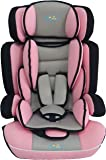 Bebe Style Convertiblle 1/2/3 Combination Car Seat and Booster Seat  - Pink