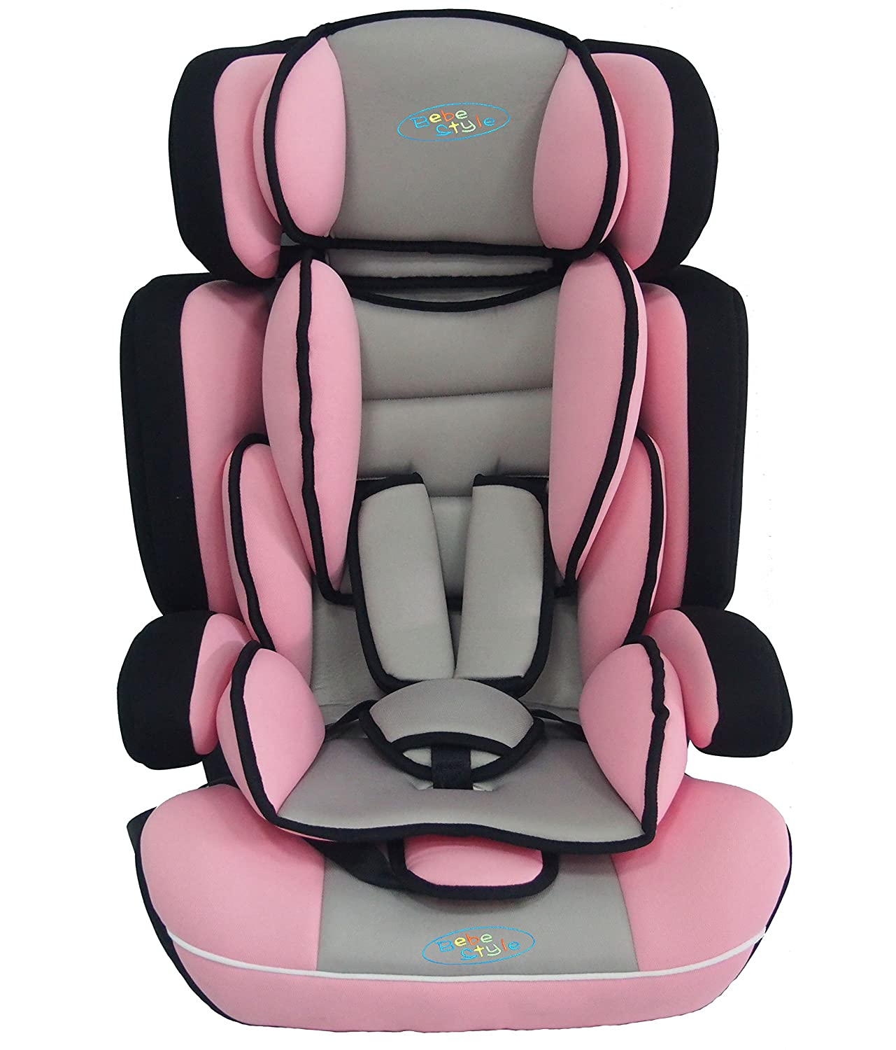 Bebe Style Convertiblle 1/2/3 Combination Car Seat and Booster Seat