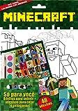Minecraft - Colorindo com Adesivos