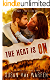 The Heat is On: Christian romantic suspense (Summer of the Burning Sky Book 2) (English Edition)