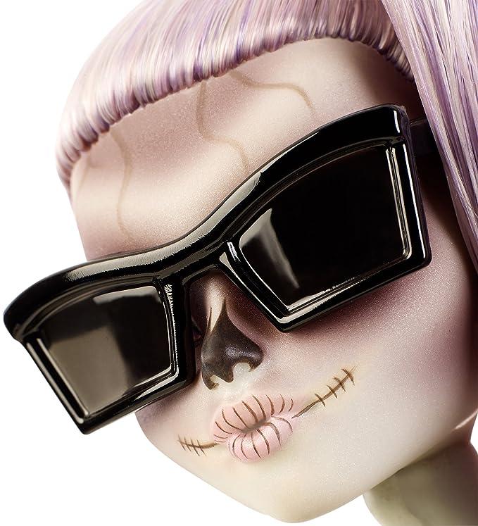 Monster High - Muñeca Zomby Gaga (Mattel FCD09)
