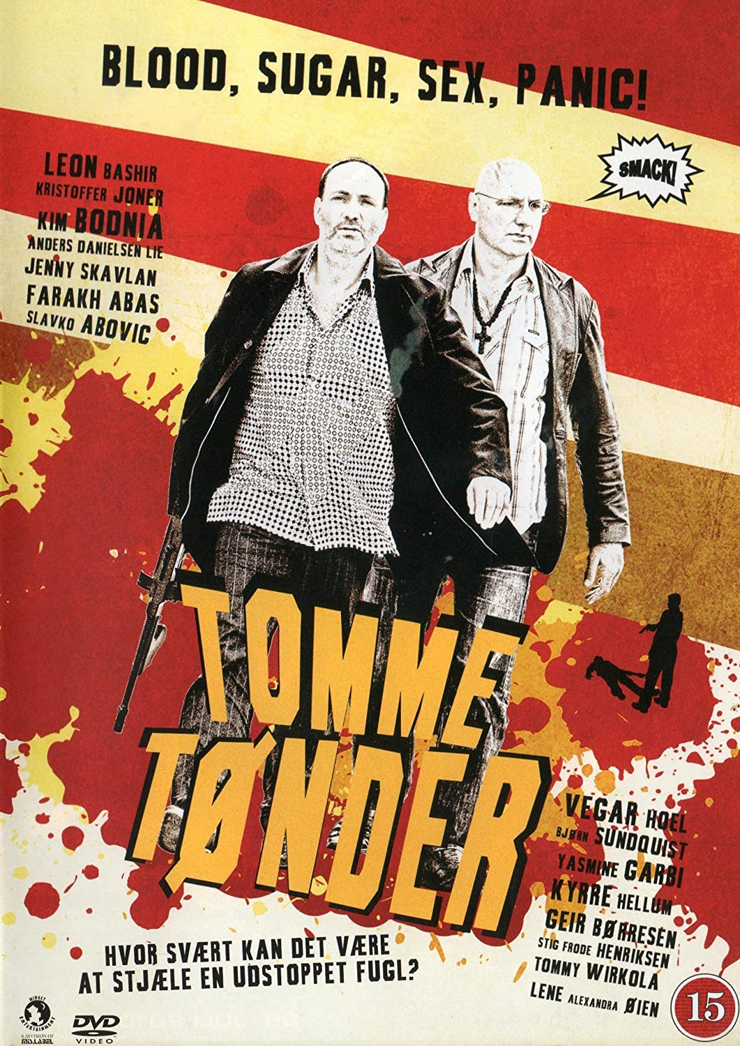 Tomme tonner new images