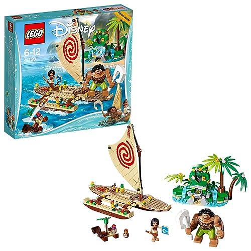 LEGO Disney Princess - Le voyage en mer de Vaiana - 41150 - Jeu de Construction