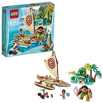 LEGO 41150 Disney Princess Moana's Ocean Voyage: Amazon.co.uk: Toys ...