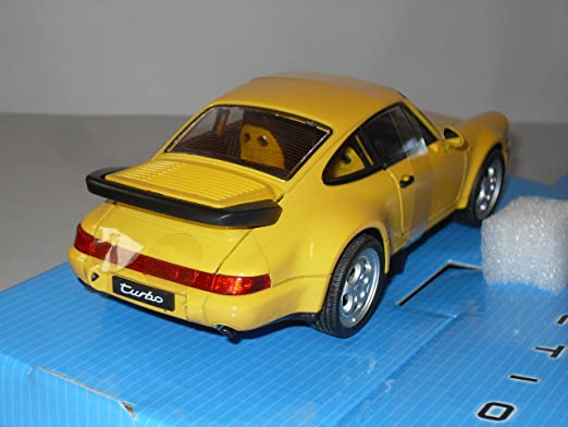 Welly NEX 1/24 Scale 24023W - Porsche 964 Turbo - White: Amazon.es: Juguetes y juegos