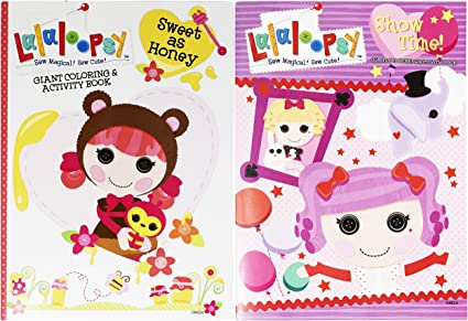 Celebrate the season with this Lalaloopsy hoilday coloring pack ... | 292x425