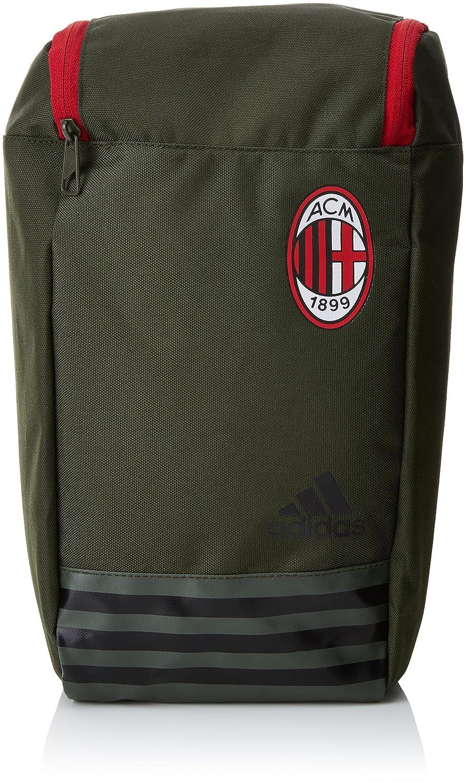 2016-2017 AC Milan Adidas Shoe Bag (Night Cargo) S95170
