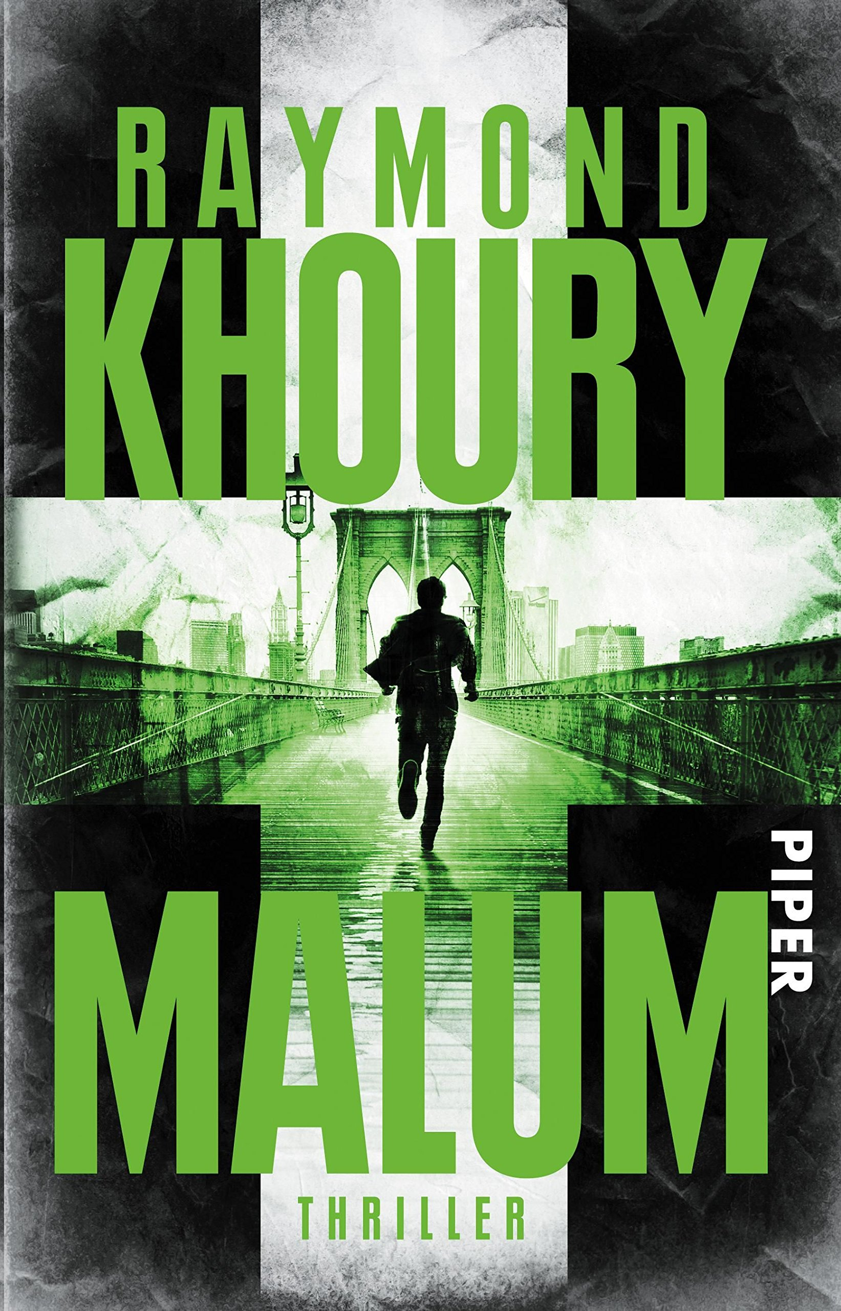 Malum: Thriller (Sean Reilly)