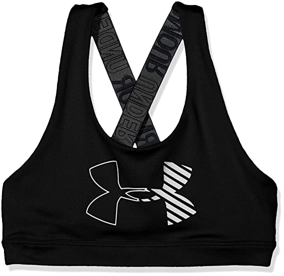 Under Armour Armour Heatgear Graphic Bra Sujetador, Niñas: Amazon ...