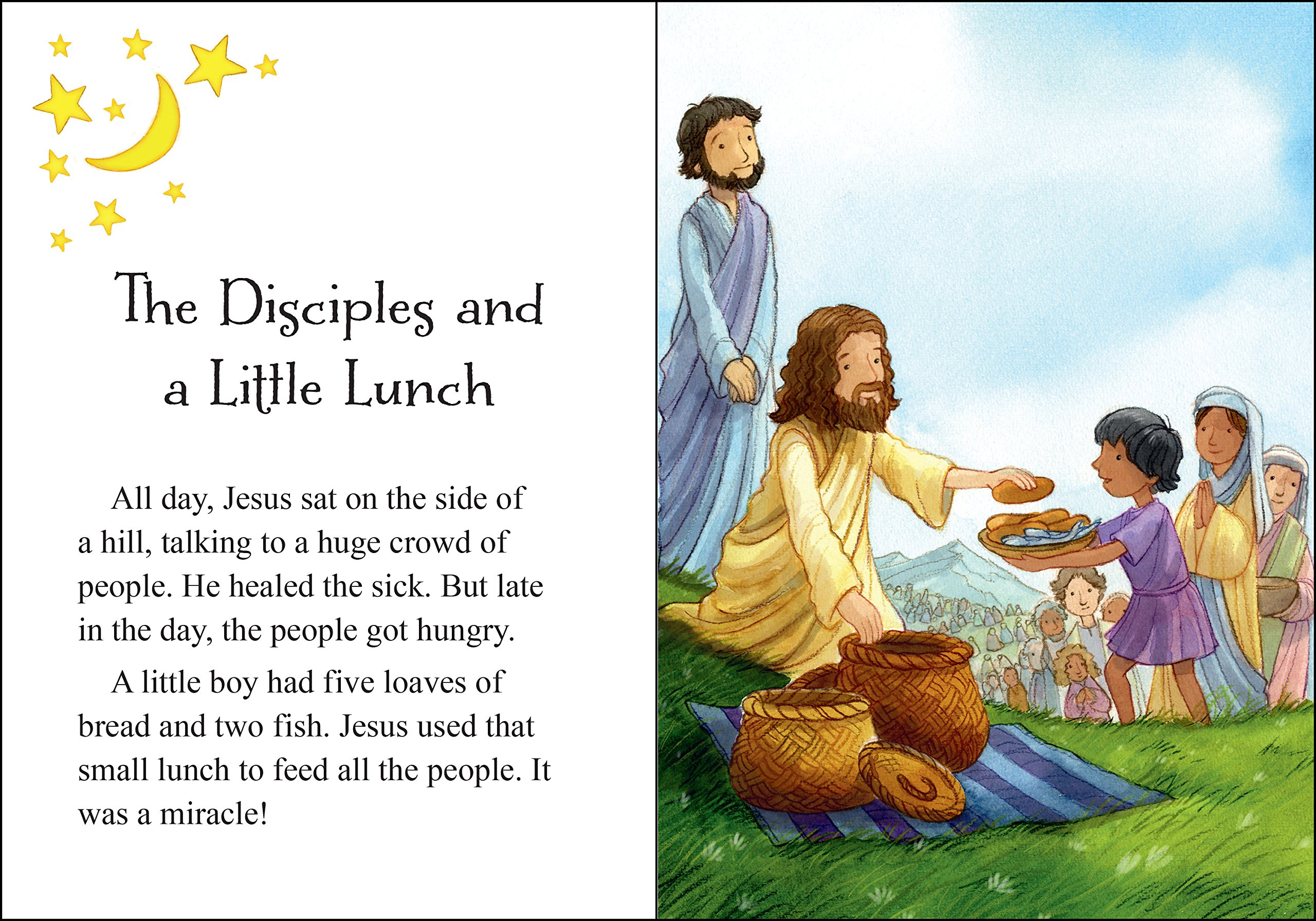 My Bedtime Story Bible For Little Ones Jean E Syswerda Daniel Howarth 9780310753308 Amazon Books