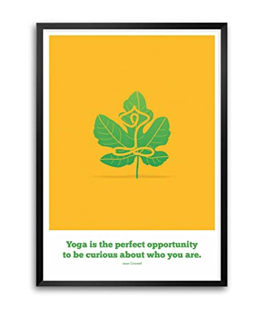 Amazon.com: LAB NO 4 Yoga is The Perfect Opportunity Jason ...